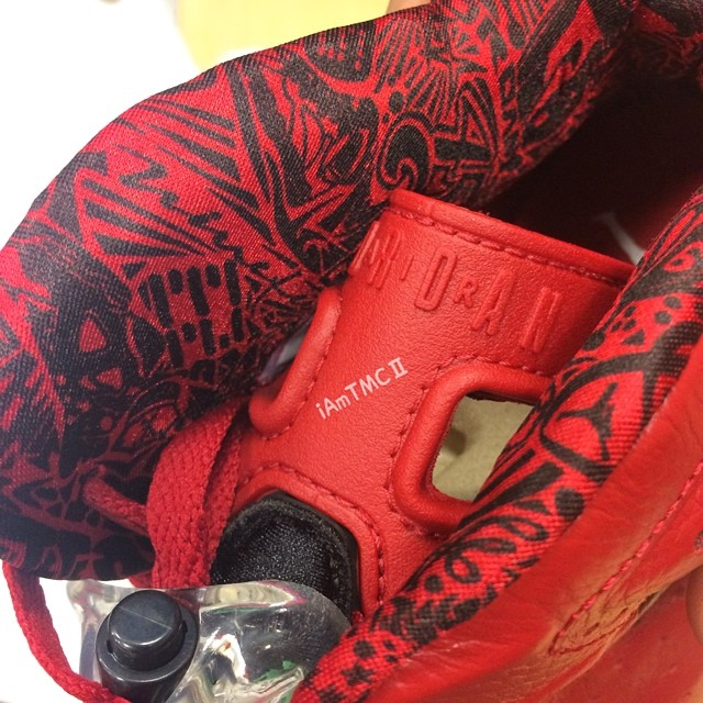 Air Jordan VI 6 Spizike History of Air Jordan Red 694091-625 (2)