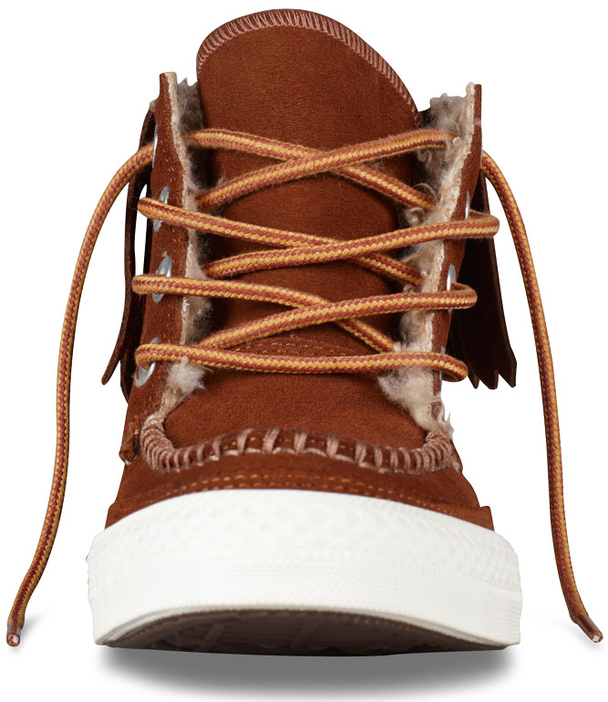 Converse Women's Chuck Taylor Moccasin Brown (3)