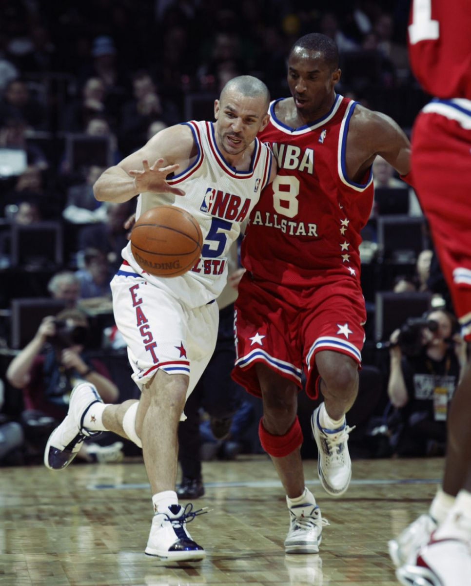 best loved e5d54 b1eb9 The Career // Jason Kidd's Top 20 Sneakers | Sole Collector