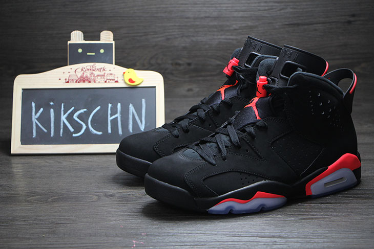 premium selection 4ea50 78407 Air Jordan 6 Retro Black/Infrared 23 for Black Friday | Sole ...