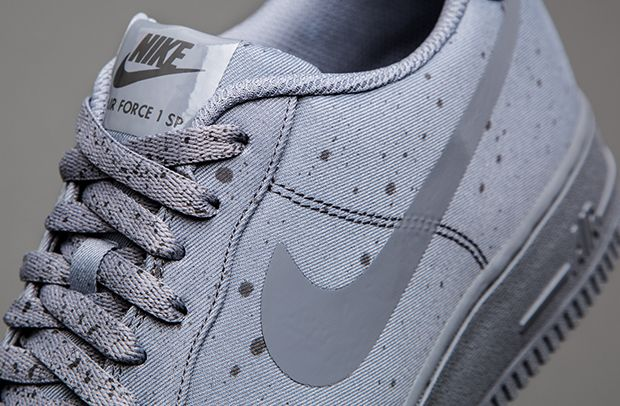 Nike Sportswear Monotones Vol. 1 Air Force 1 SP Cool Grey