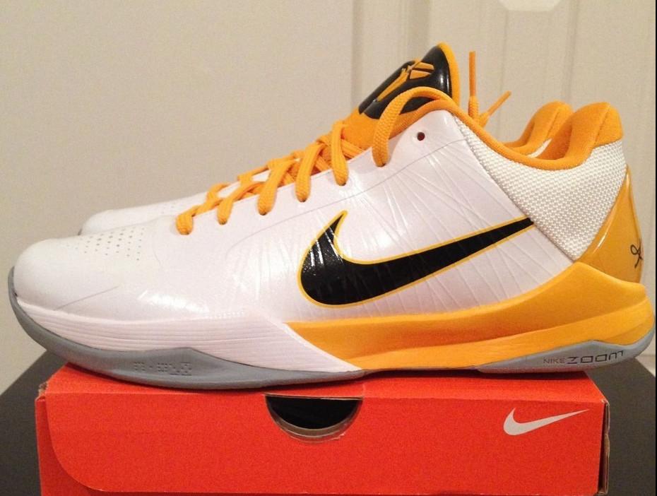 new arrivals 52f81 32ff5 Shoe  Nike Zoom Kobe V