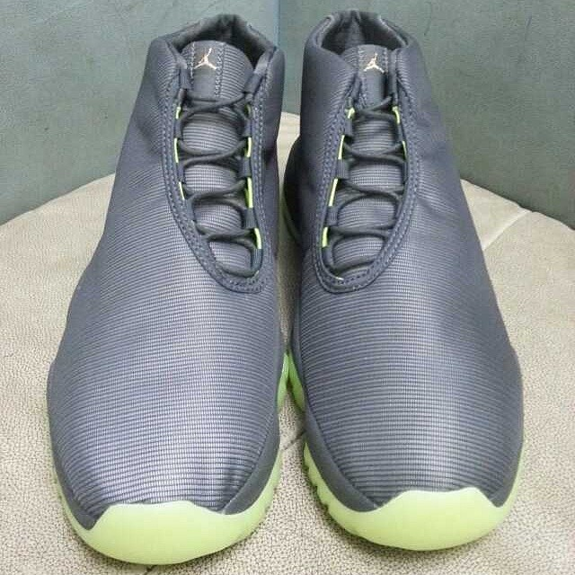 Air Jordan Future 3M Reflective Green (1)