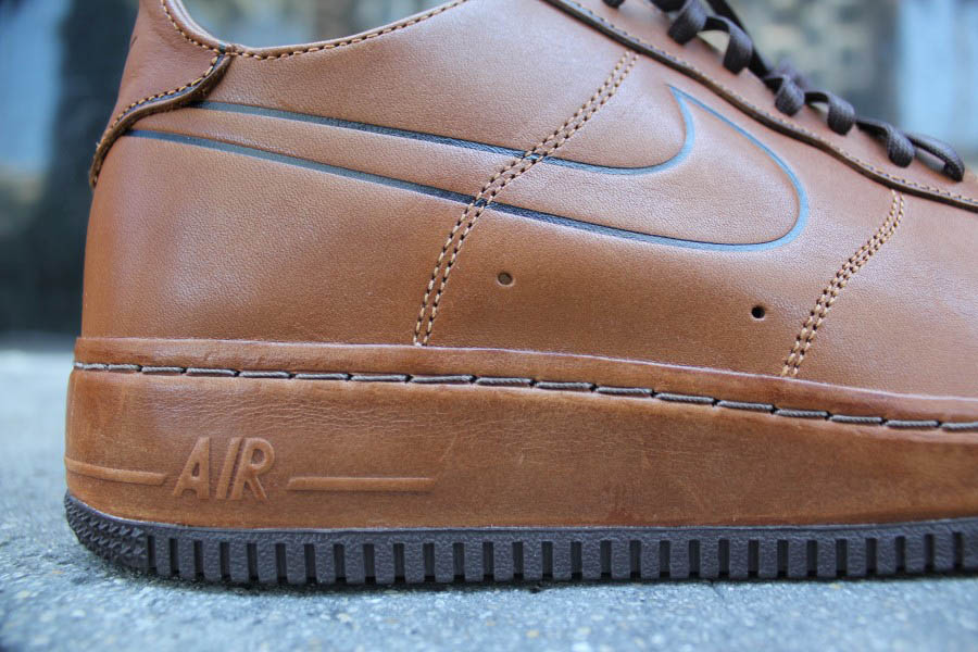 outlet store 05d79 7686c Nike Air Force 1 Supreme Deconstruct - Hazelnut | Sole Collector