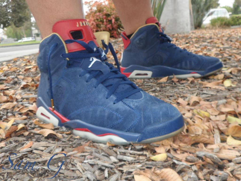 Spotlight // Forum Staff Weekly WDYWT? - 9.21.13 - Air Jordan VI 6 Retro Doernbecher by lashoecollector