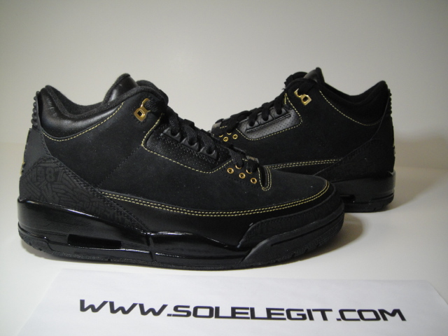 low priced 5a5f7 a4fca Air Jordan Retro 3 Black History Month 455657-001
