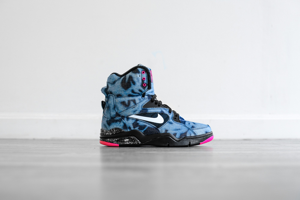 The 'Bleached Denim' Nike Air Command Force Is Coming Soon