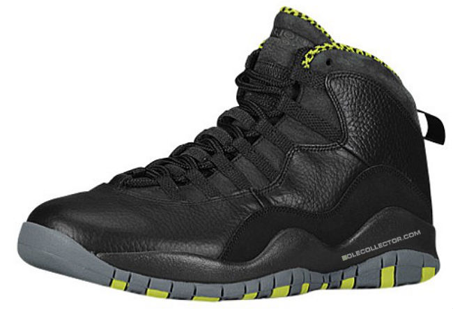 Air Jordan 10 X Retro Venom Green 310805-033 Release Date (1)