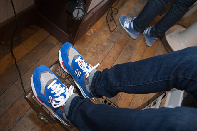 New Balance Barbershop Pack Event 1600
