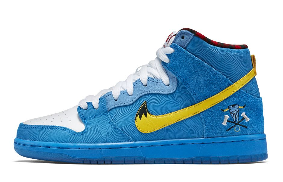 BlueOx' Nike SB Collaboration