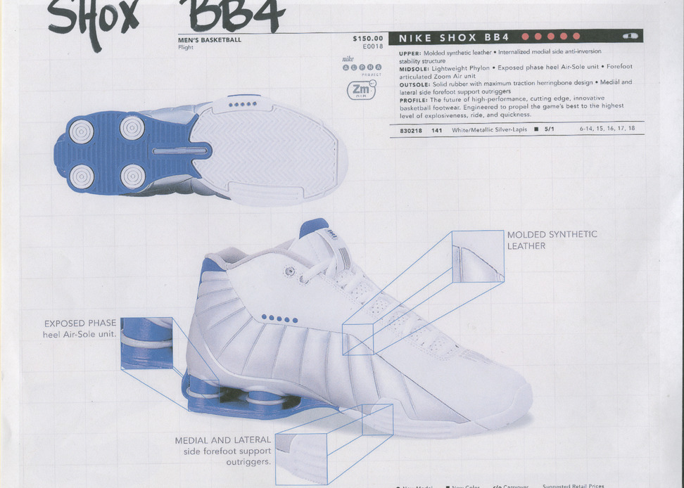 89aaa4427d0a76 ... cheapest nikes boing ad campaign led the shox technologys popularity  far into the new millenium and