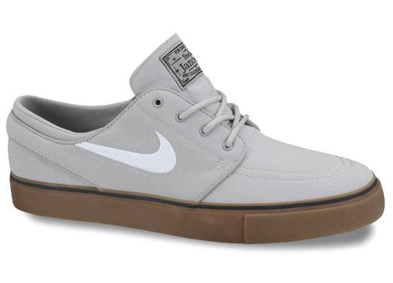 Nike Sb Janoski Grey Gum