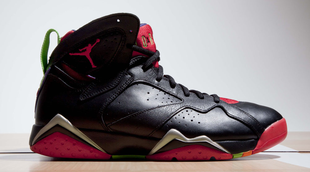 new concept 6f9a4 b4570 Air Jordan 7 Marvin the Martian (25)