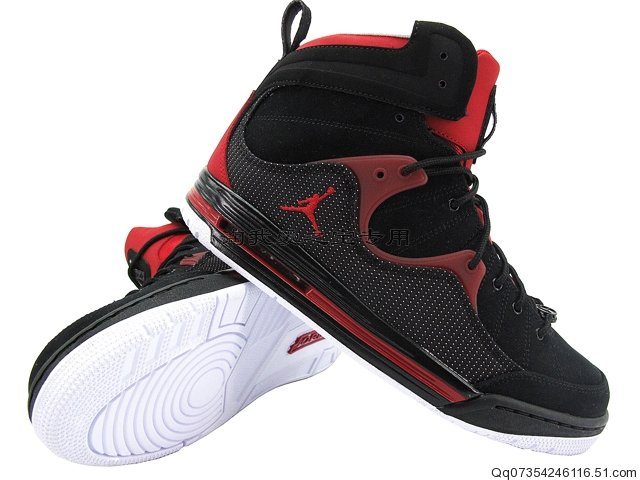 Jordan Flight TR'97 Black Varsity Red White 428826-002