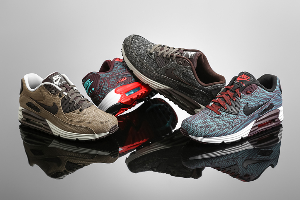 Nike Air Max Lunar90 Premium 'Suits and Ties' Pack Podeszwa  Sole