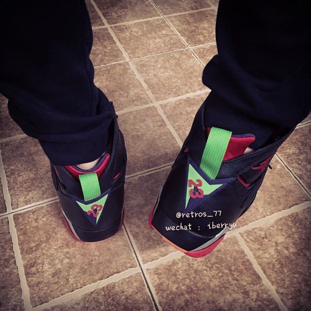 Air Jordan VII 7 Marvin the Martian (5)