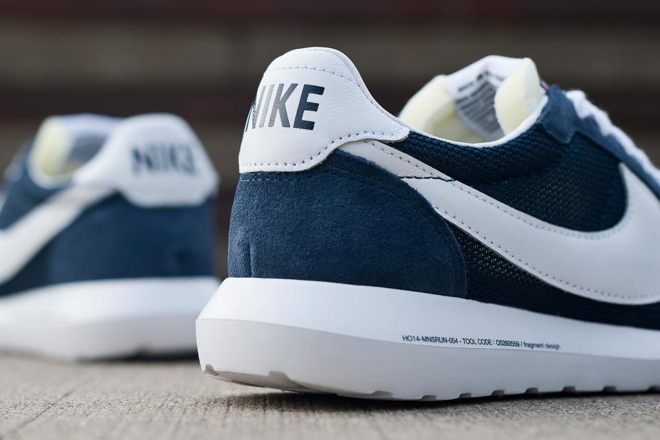 online store 05d2d 9a68c Hiroshi Fujiwara mashes up the Nike Roshe Run and the LD-1000.