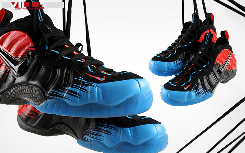 Nike Air Foamposite Pro Spider-Man (8)