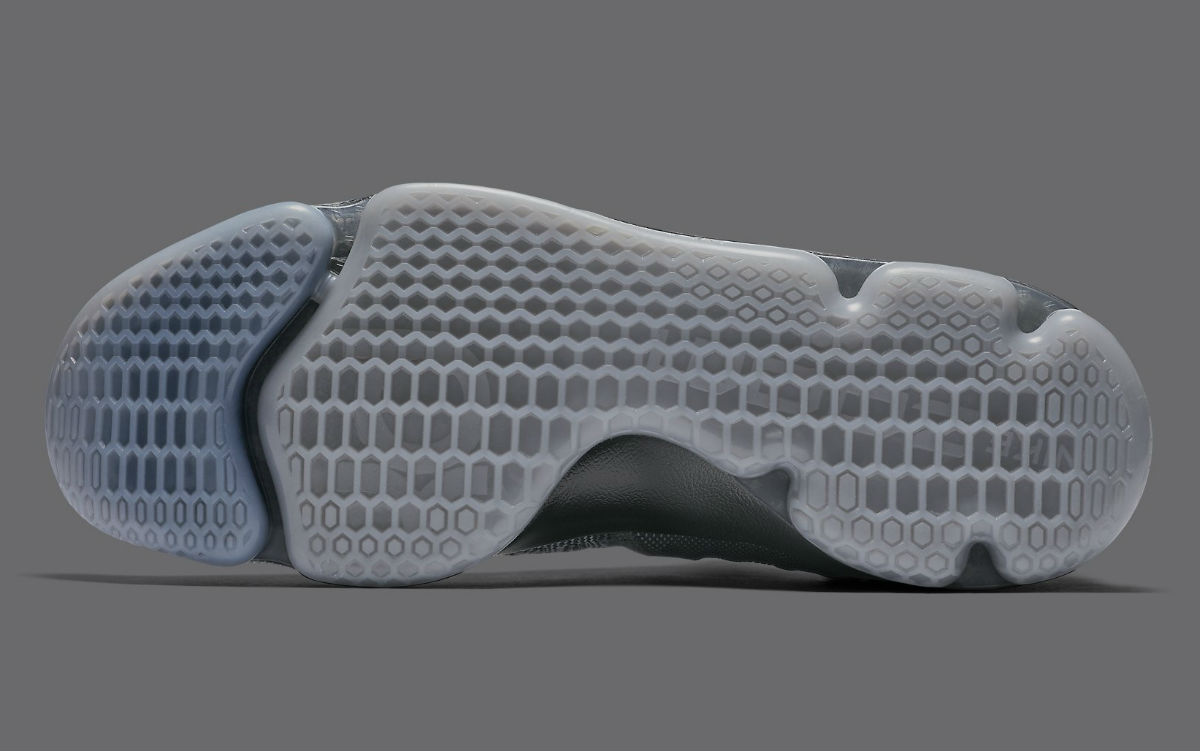 Nike KD 9 Battle Grey Sole 843392-002