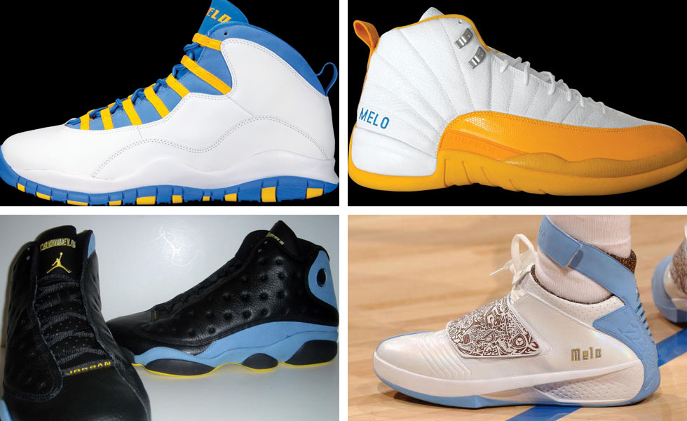 Air Jordan Melo Pack