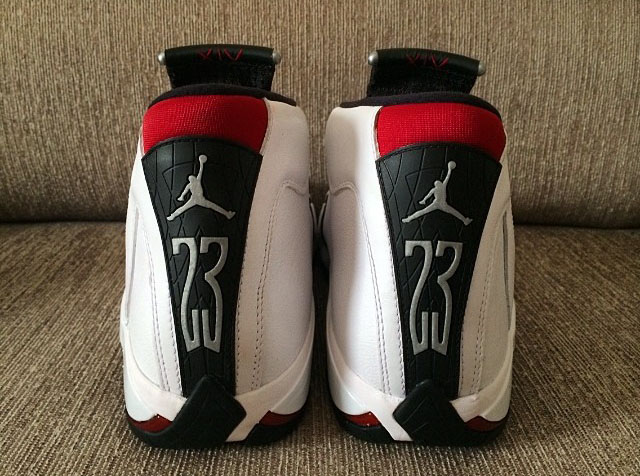 uk availability e5492 fc41c Air Jordan XIV 14 Black Toe (4)