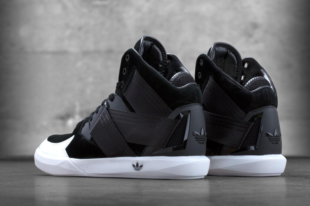 adidas Originals C-10 Black/White (2)