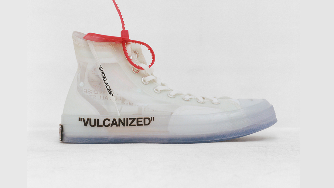 Off-White x Chuck Taylor