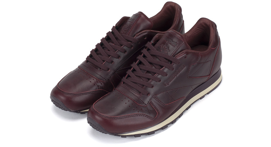 c7d50cfbddff7 Reebok Classic Leather LUX Horween