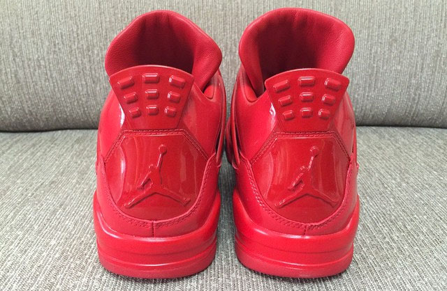 Air Jordan 11Lab4 Red 719864-600 (18)
