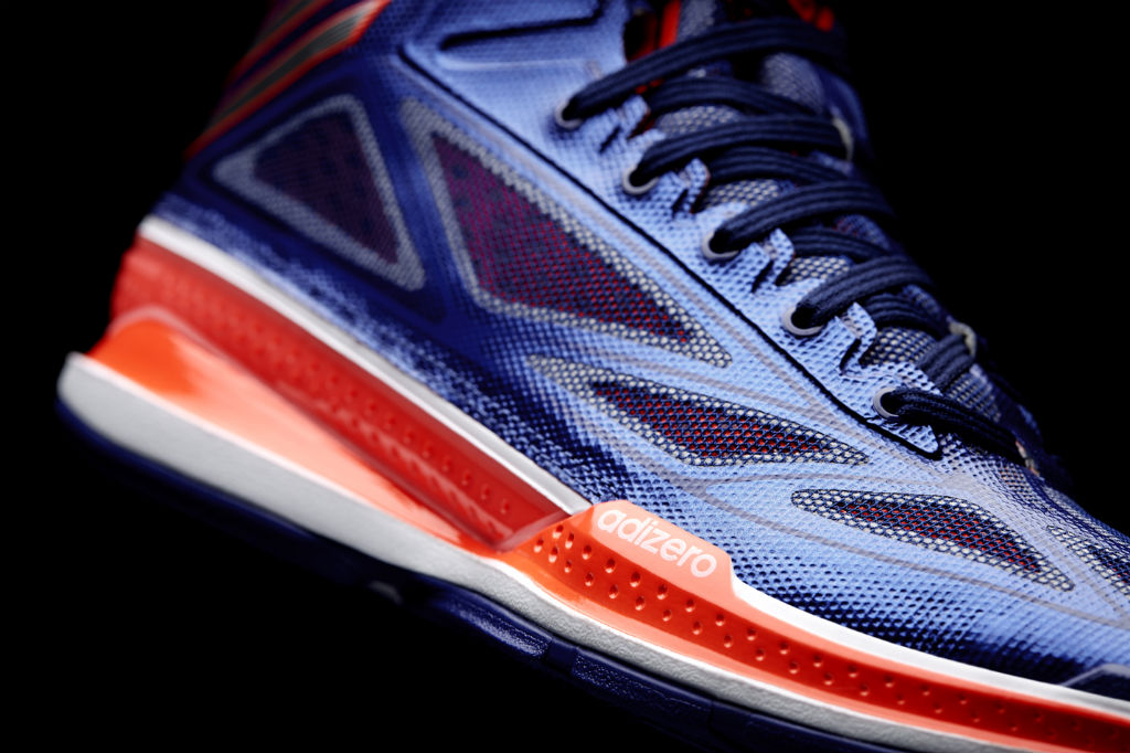 adidas adizero Crazy Light 3 - Bright Indigo/Infrared (2)