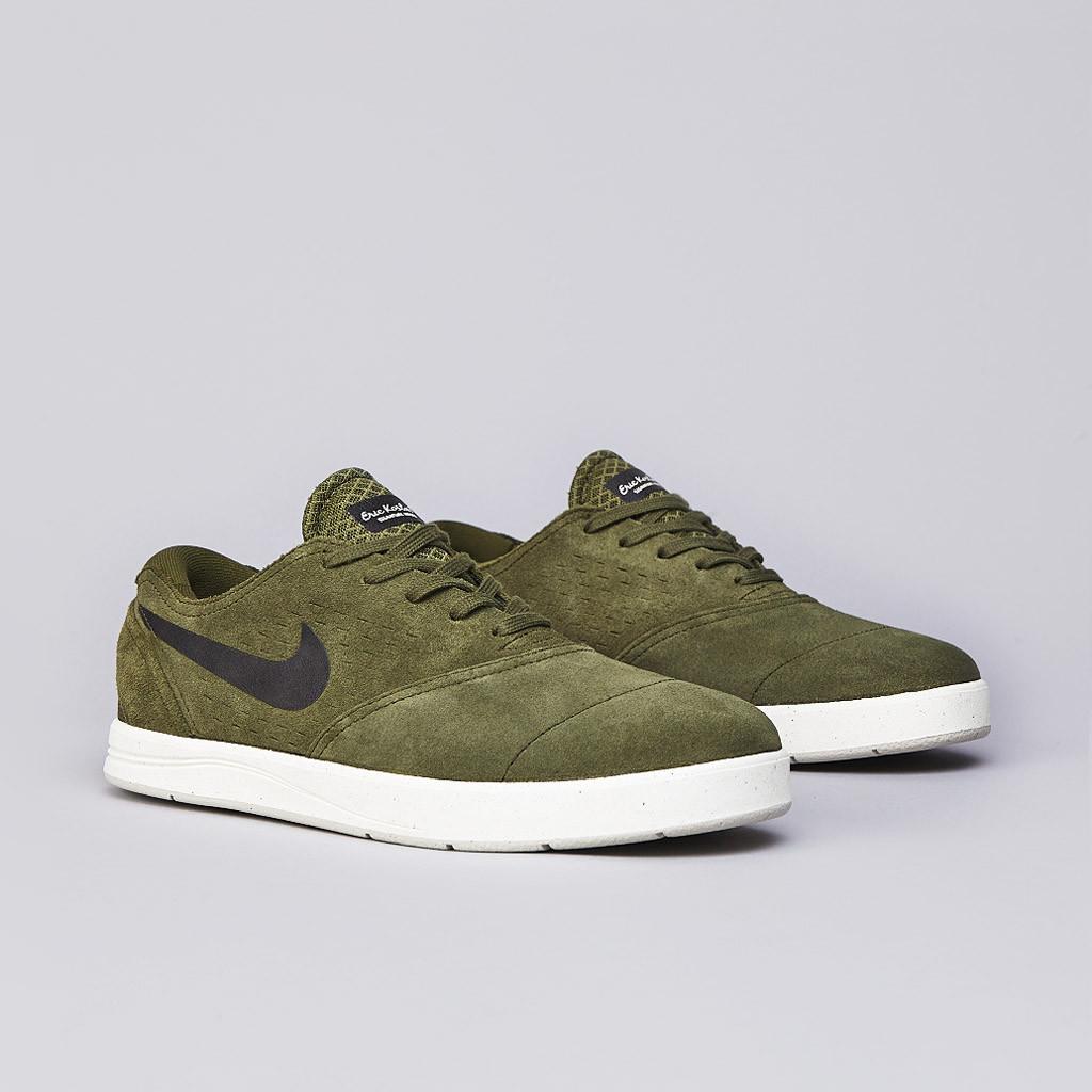 Nike SB Eric Koston 2 in Legion Green Black and Cashmere 35780135f0