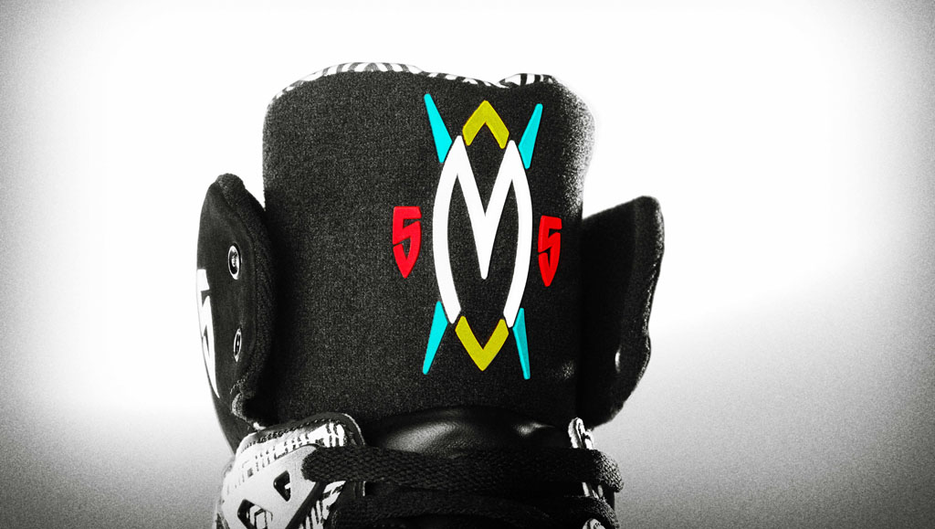 adidas Mutombo Black/White - Official Photos (5)