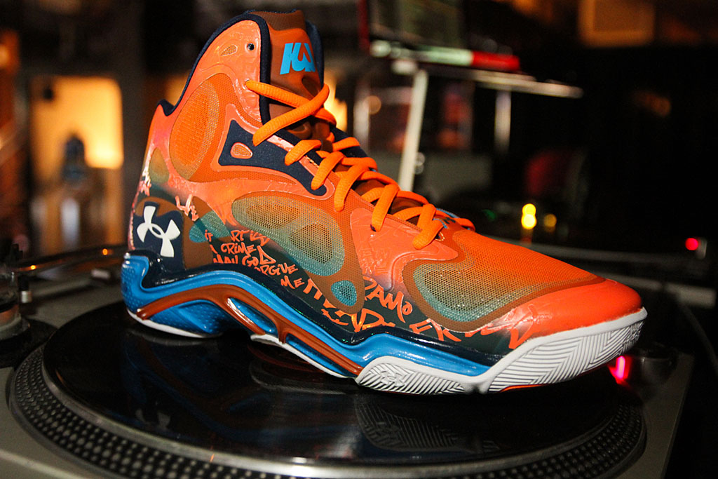 Kemba Walker Under Armour Anatomix Spawn Bronx Boogie PE (1)