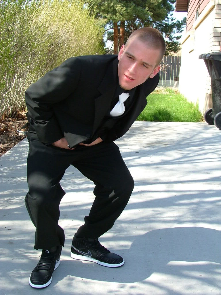 Should Sneakerheads Wear Their Sneakers To Prom Complex
