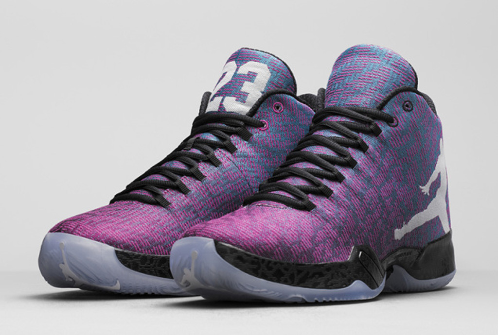 Here's an official look at one of the next Air Jordan XX9s set to release.