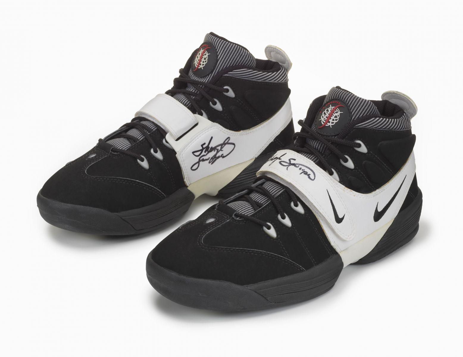 Sheryl Swoopes Nike Signature Sneakers