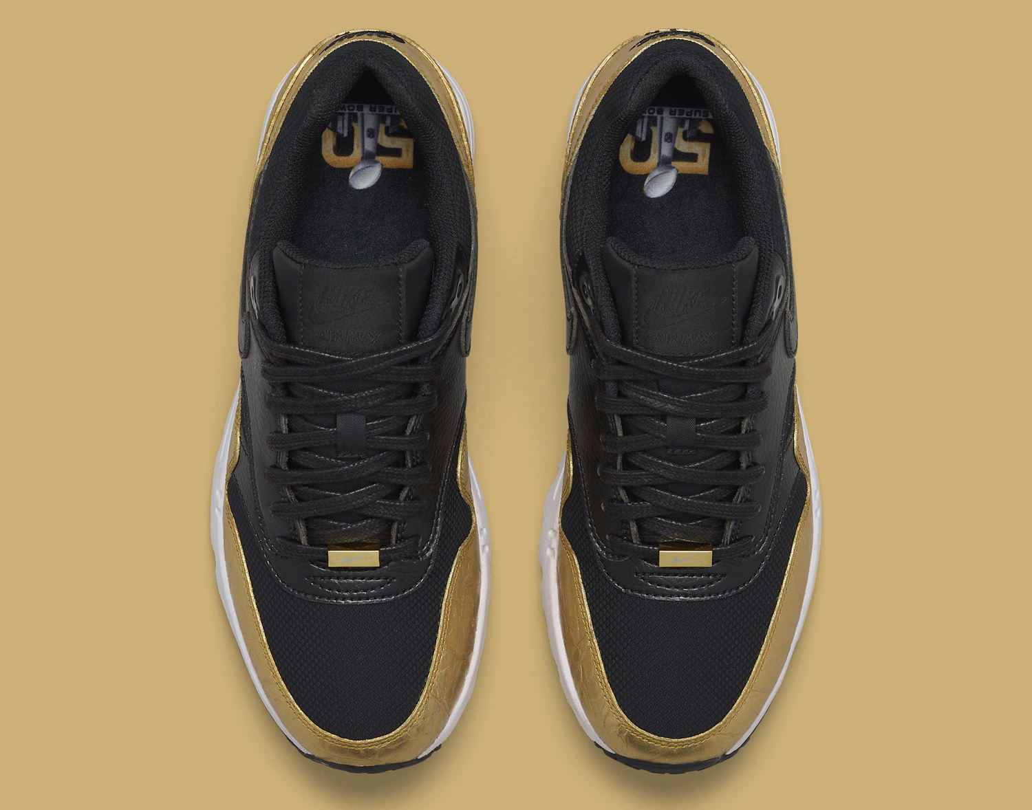 Nike Made Special Air Max 1s for Super Bowl 50 | Sole Collector