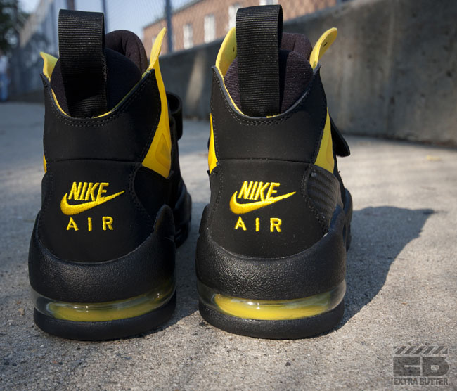 reputable site 8bf0c 8eda0 Nike Air Max Express in Speed Yellow