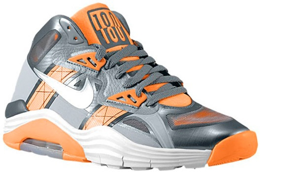 Nike Lunar 180 Trainer SC Cool Grey/White-Wolf Grey-Atomic Orange
