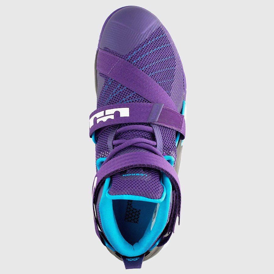 new style 97bb6 8c5a1 NIke Soldier 9 Summit Lake Hornets 749417-510 (3)
