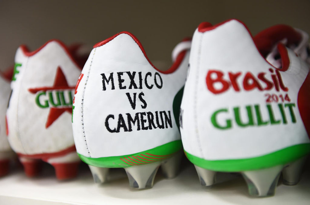 Sole Watch: Up Close with the Custom Cleats of the World Cup (8)