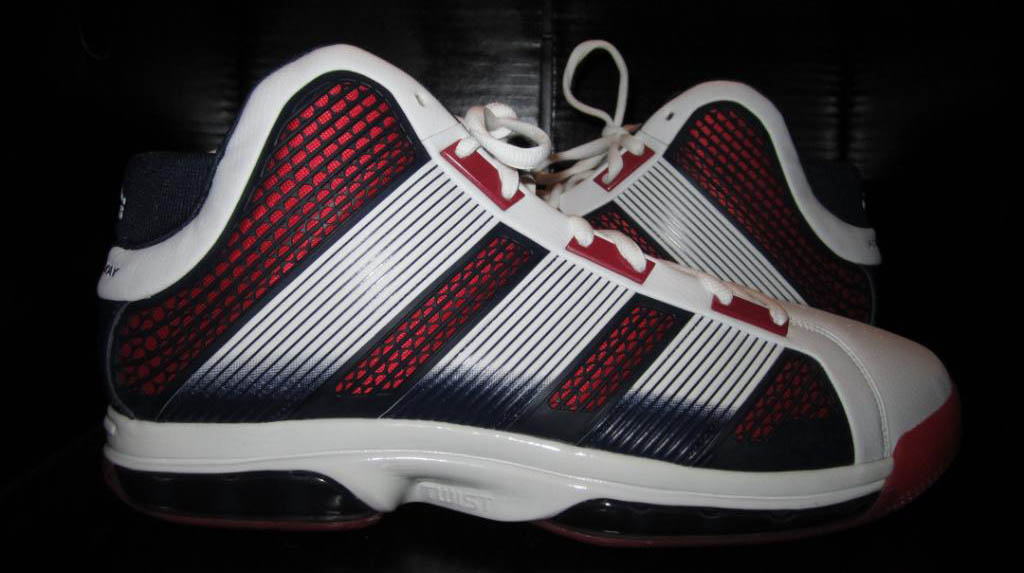adidas Superbeast Dwight Howard Team USA Olympics Player Exclusive (2)