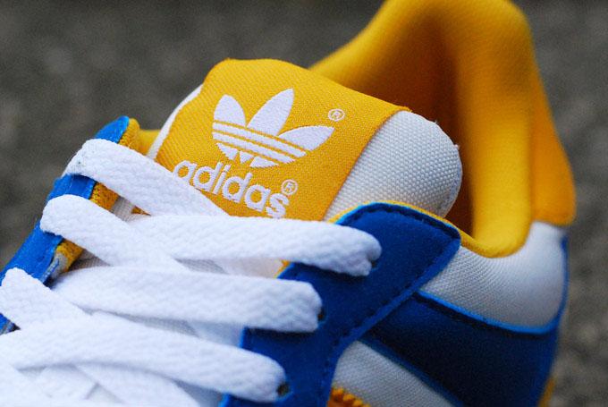 adidas Originals ZX 700 White Royal Gold G63496 (6) c709d9a31