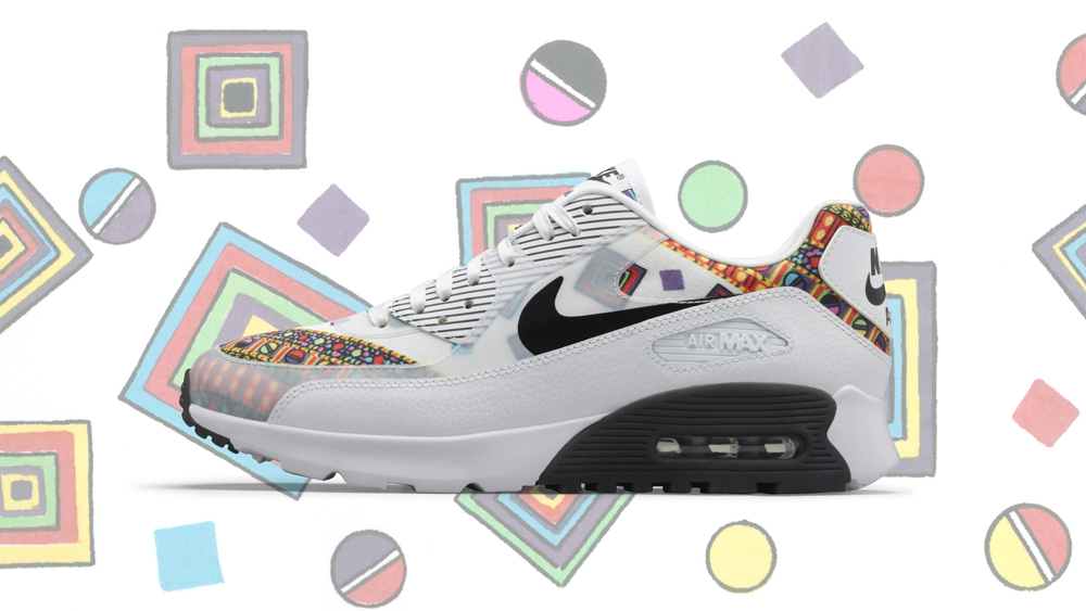 quality design 205a2 74095 Nike Digs Deep in Liberty Archives for  Merlin  Collection   Sole Collector