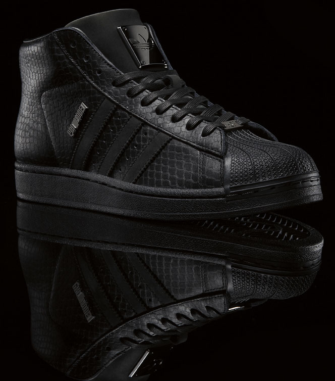 Big Sean x adidas Originals Pro Model II Black (2)