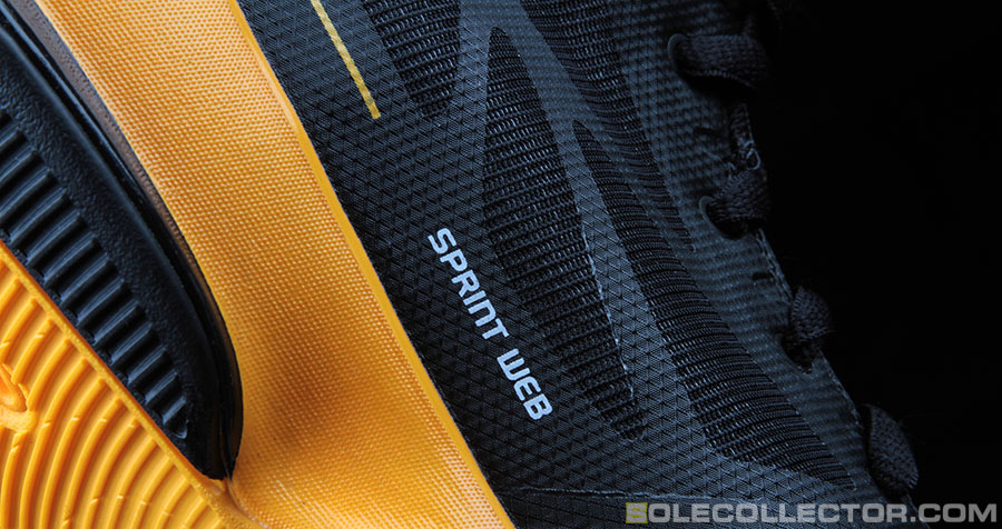 adidas adiZero Crazy Light 2 Devin Harris Black Yellow PE (3)