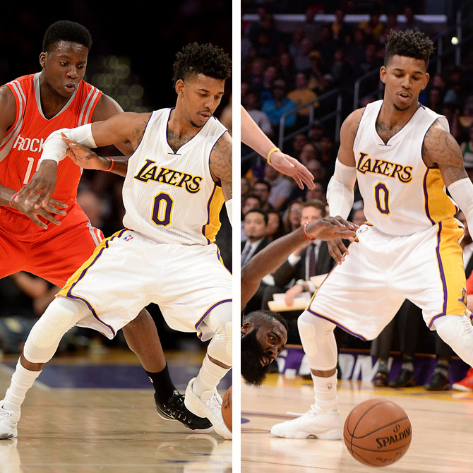 #SoleWatch NBA Power Ranking for February 1: Nick Young