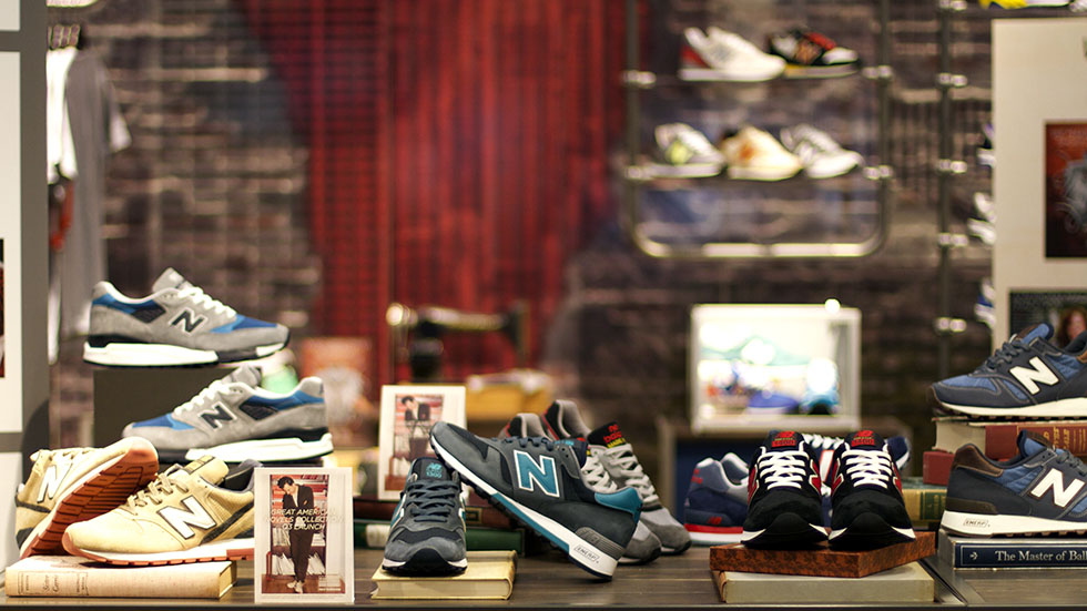 New Balance Reveals Great American Novels Collection at Archives Event (17)