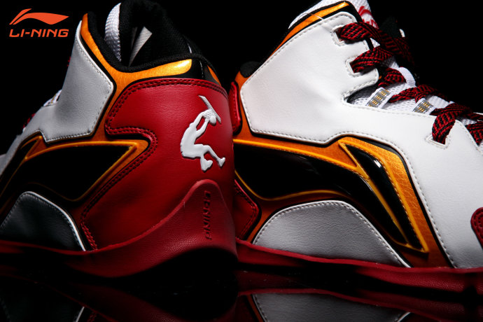 Li-Ning Shaq Zone Miami Heat 5