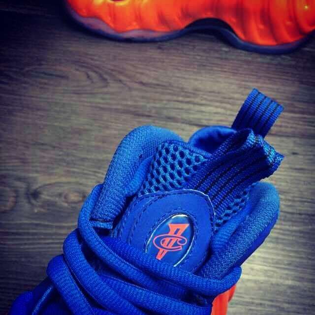 Nike Air Foamposite One Knicks (3)